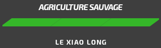Agriculture Sauvage